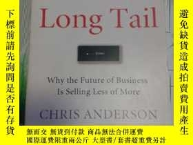 二手書博民逛書店The罕見Long Tail:Why the Future of Business Is Selling Less