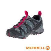 MERRELL GORE-TEX防水透氣 SIREN HEX Q2 多功能健行鞋 黑粉 ML15892 女鞋