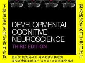 二手書博民逛書店Developmental罕見Cognitive Neuroscience-發展認知神經科學Y436638 M
