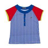 『小鱷魚童裝』跳色圓點T恤(02號~06號)531451