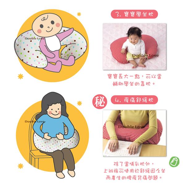 月子中心愛用哺乳枕 喂奶枕 台灣總代理SANDESICA多功能護腰枕 寶寶學坐枕 孕婦枕 嬰兒枕【FA0003】