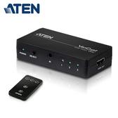 【ATEN 宏正】3埠 HDMI 影音切換器 (VS381)