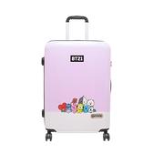 宇宙明星BT21 24吋-全員集合行李箱-紫 ODBT1980B24PL
