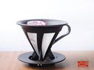 HARIO『 日本CFOD-02免用濾紙濾杯1~4杯 』黑色《Midohouse》
