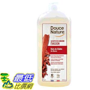 [COSCO代購] W127213 Douce Nature 雪松洗髮沐浴精1公升