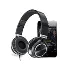 T8手機耳機 頭戴式電腦耳麥單插筆記本帶麥語音通話重低音潮  Cocoa