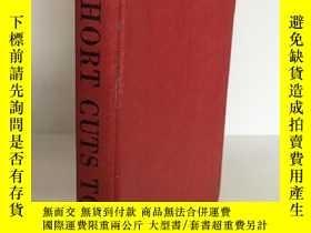 二手書博民逛書店1943年初罕見 《漢語捷徑》  Short Cuts to Chinese Including the Two