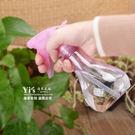 多肉澆水噴壺澆花噴瓶盆糖果色塑料家用園藝小型手壓式灑水噴霧瓶 【PINKQ】