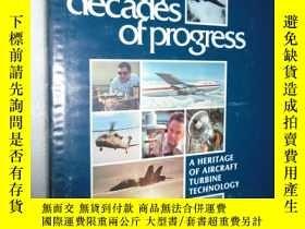 二手書博民逛書店Seven罕見Decades of Progress: A He