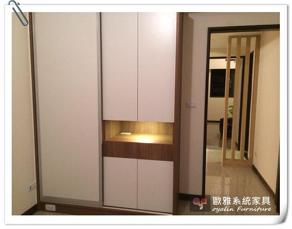 【系統家具】系統家具 防潮塑合板 耐磨地板 北歐風格系統衣櫃 特價 34050