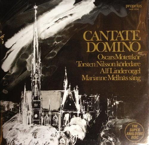【停看聽音響唱片】【黑膠LP】CANTATE DOMINO