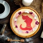 【母親節蛋糕/高雄蛋糕推薦】糕餅小舖 摯愛(蘋果起士蛋糕)/6吋
