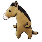 搞怪沙雕馬抱枕表情包創意公仔睡覺超丑毛絨玩具二次元玩偶禮物男 夢幻小鎮「快速出貨」