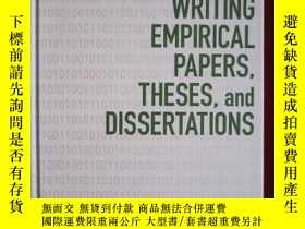 二手書博民逛書店Guide罕見to Writing Empirical Pape