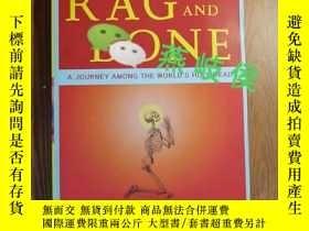 二手書博民逛書店Rag罕見and Bone (Paperback) - A Jo