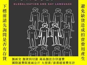 二手書博民逛書店Speaking罕見In Queer TonguesY364153 Leap, William L. (edt