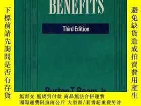 二手書博民逛書店Employee罕見Benefits (Third Edition) 英文原版-《員工福利》(第3版)Y274