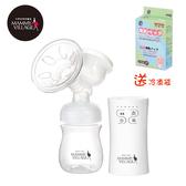 六甲村 Mini-Milker 輕手感電動吸乳器 -送 母乳冷凍袋(20入/盒) mammy village