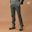 ADISI 男彈性撥水透氣快乾多口袋機能長褲AP2021070 (S-2XL) / 城市綠洲 (防潑水 磨毛 排汗速乾 魚鱗褲)