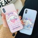 【SZ14】卡通玉桂狗 iphone X...