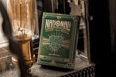 【USPCC撲克】 Green National Playing Cards by theory11