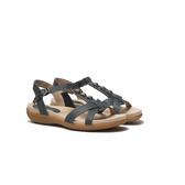 ORWARE-春夏原色涼拖鞋651025-07藍