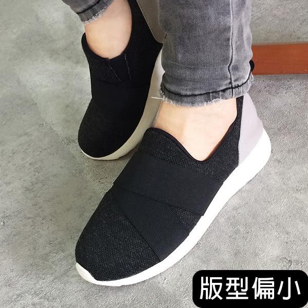 休閒鞋 繃帶潮流休閒懶人鞋 FA108
