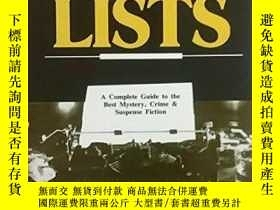 二手書博民逛書店Armchair罕見Detective Book Of Lists: A Complete Guide To Th