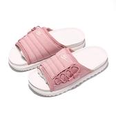 NIKE 拖鞋 ASUNA SLIDE 粉 鋸齒 運動 休閒 女 (布魯克林) CW9707-600