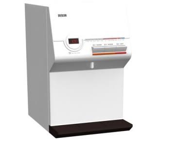 ★限期加贈半年份濾芯 賀眾牌 微電腦溫熱桌上型純水飲水機 UR-672BW-1 含基本安裝 培芝
