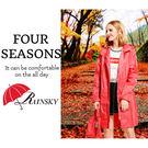 【RainSky】軍裝外套 -雨衣/風衣/大衣-2
