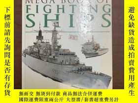 二手書博民逛書店Mega罕見book of fighting shipsY13255
