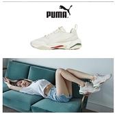 彪馬PUMA Thunder Spectra 泫雅代言款電擊系列復古老爹鞋透氣皮革慢跑鞋 運動鞋 女鞋