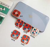 【SZ62】iphone 11 鏡頭貼 招財貓發財貓 iphone 11 pro max 鏡頭貼 iphone 11 pro 鏡頭貼
