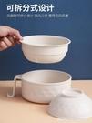 泡麵碗 韓式便當碗泡面帶蓋神器宿舍用易清洗簡約可愛學生飯盒筷套裝單人 星河光年