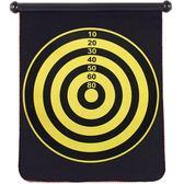 飛鏢盤套裝磁性兒童兩面飛鏢靶安全磁力飛標吸鐵石磁鐵鏢磁性飛鏢  igo