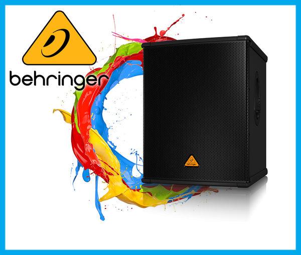 【小麥老師樂器館】Behringer 耳朵牌 Passive speaker VP1220F 被動式喇叭 喇叭 VP