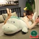 抱枕毛絨玩具可愛萌長條抱枕玩偶布娃娃超軟公仔【福喜行】