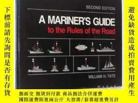 二手書博民逛書店A罕見Mariners Guide to the Rules of the Road, 2nd Edition-《