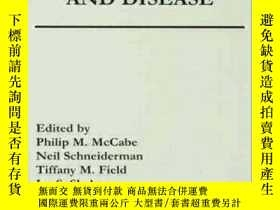 二手書博民逛書店Stress,罕見Coping, and Disease-壓力、應對和疾病Y361738 McCabe, Ph