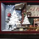 新款 壁貼 聖誕節 白色聖誕樹 玻璃貼 ...