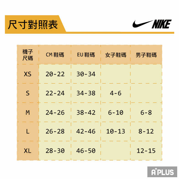 NIKE 襪 U NK EVERYDAY LTWT NS 3PR 3包裝 腳踝短襪  - SX7678010