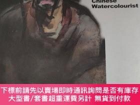 二手書博民逛書店Paintings罕見by Zhou Gang Famous Contemporary Chinese Water
