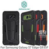 【飛兒】NILLKIN 三星 Galaxy S7 Edge G935F 悍將II系列 保護套 軟硬雙材質 手機殼 保護殼