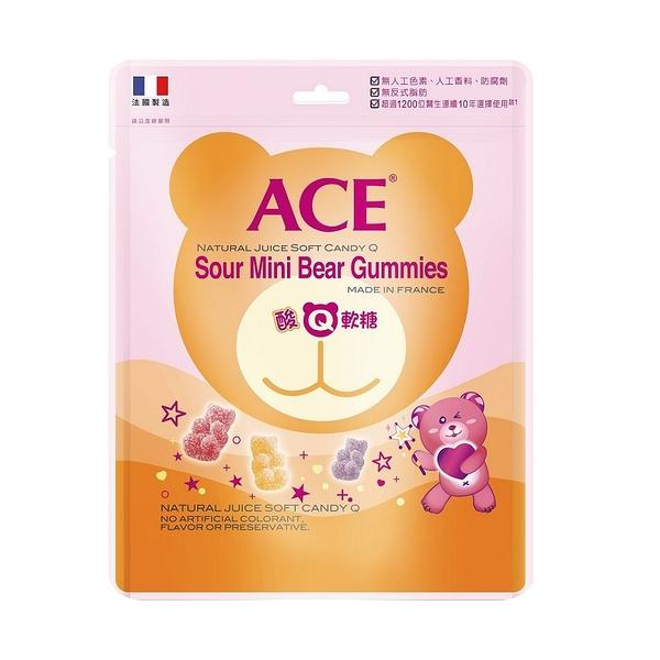 ACE軟糖 - 酸熊Q軟糖 (220g) 比利時原裝進口