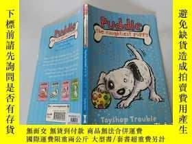二手書博民逛書店Toyshop罕見Trouble:玩具店的麻煩Y200392