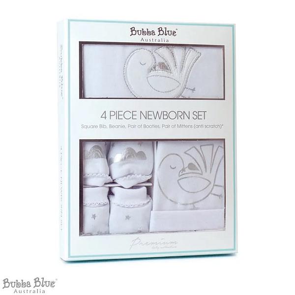 Bubba Blue 新生兒禮盒組 送子鳥