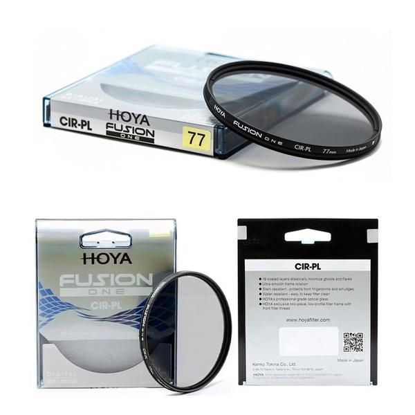 HOYA Fusion One CPL 偏光鏡 82mm