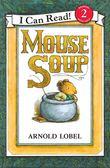 (二手書)An I Can Read Book Level 2: Mouse Soup