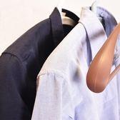 10支加厚寬肩無痕塑料衣架衣柜衣服掛成人家用衣撐大衣架晾曬衣架【卡米優品】
